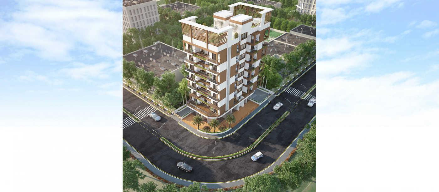 disha architects home